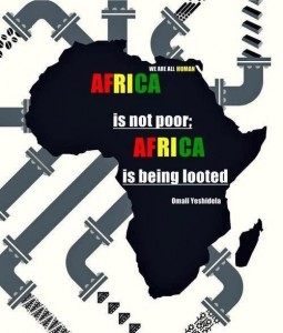 Africa is not poor