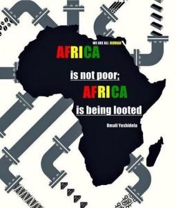Africa is not poor
