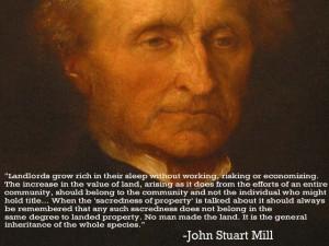 John Steuart Mill