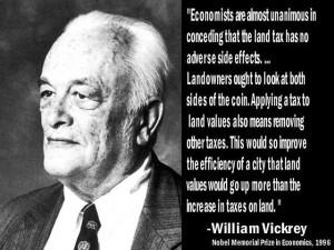 William Vickery